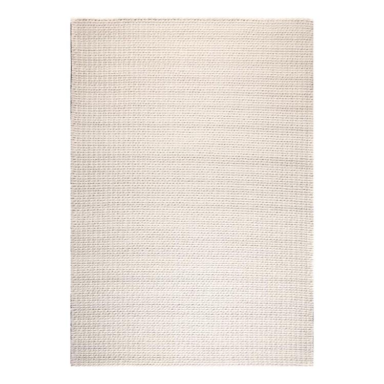 Teppich Sarah - 200 x 290 cm - Weiß, Papilio