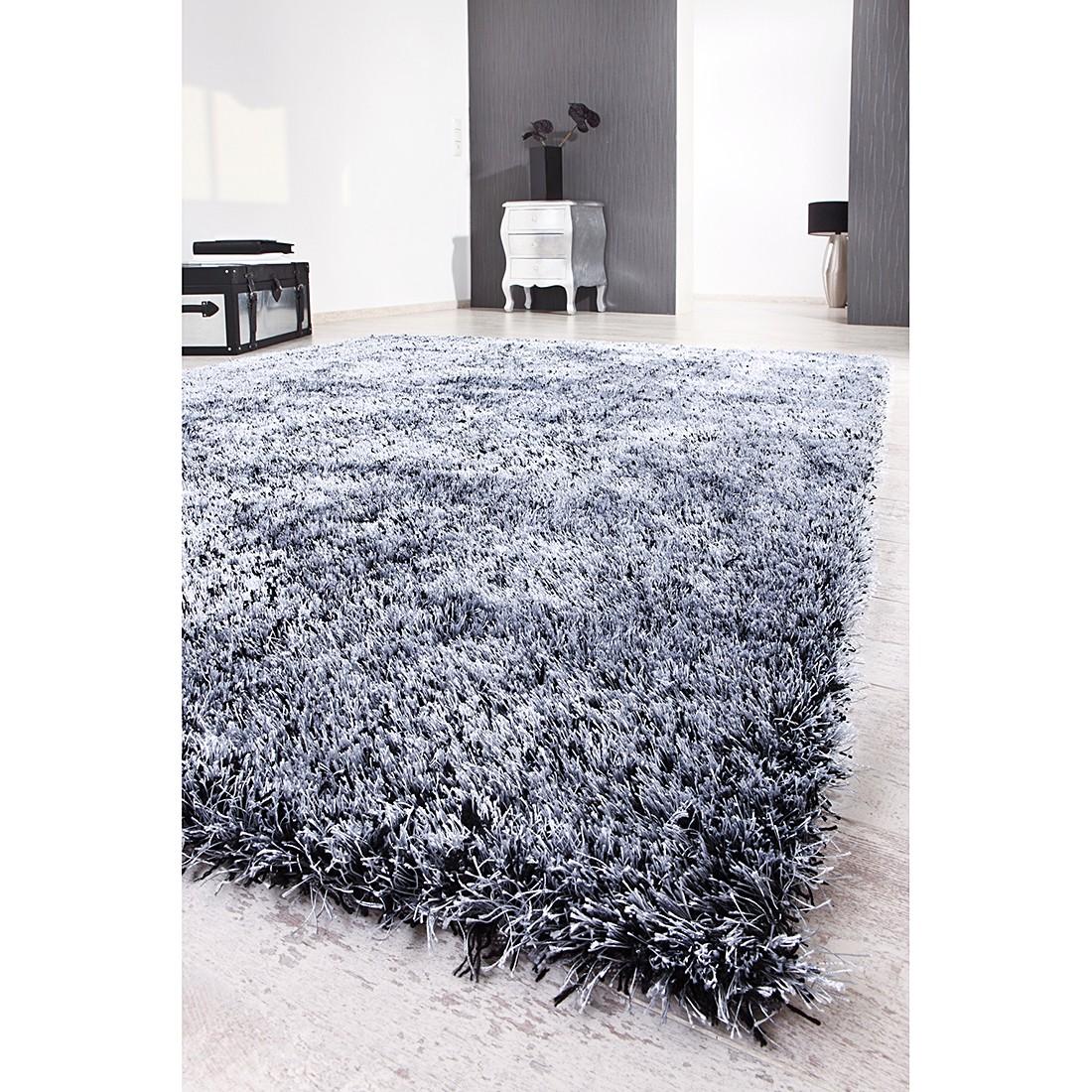 Teppich Sassari – Silber – 70 x 140 cm, Luxor living günstig kaufen