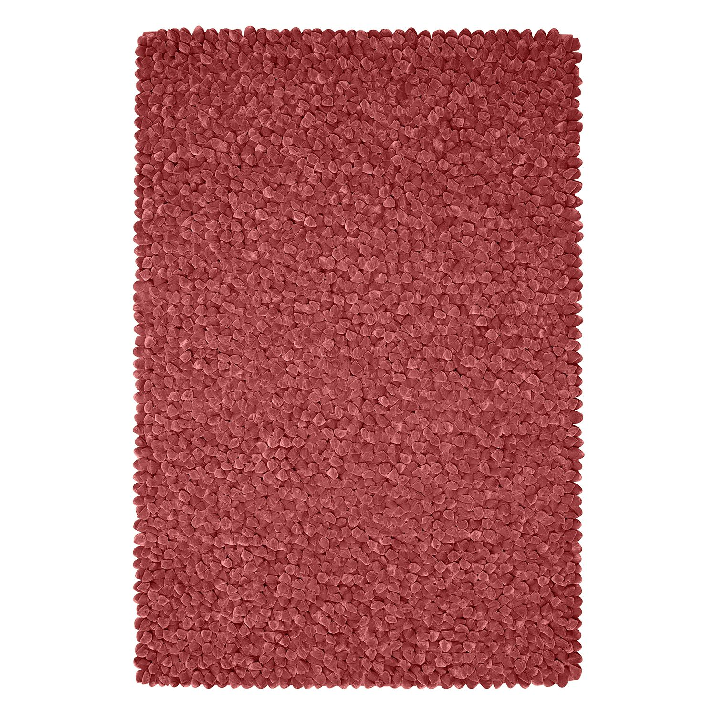 Teppich Sethos - Kunstfaser - Rot - 200 x 300 cm, Morteens