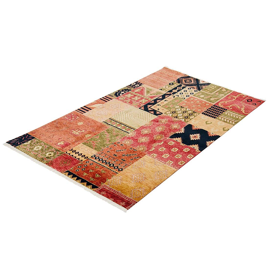 Teppich Siero Patch - Rot - Maße: 240 x 170 cm, Parwis