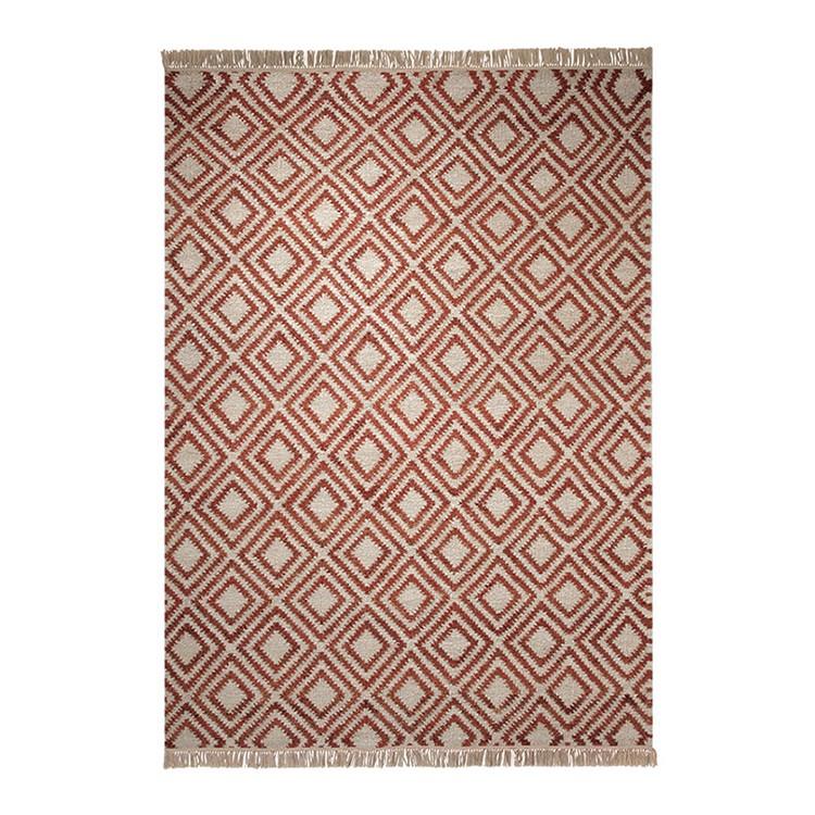 Teppich Simple – Rot – Maße: 80 x 150 cm, Esprit Home jetzt kaufen