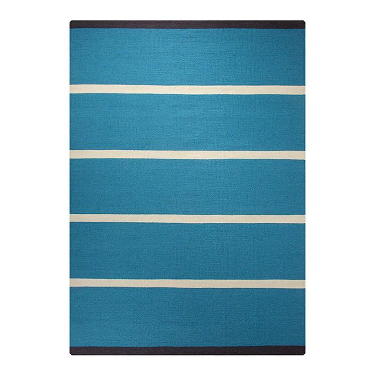 Teppich Simple Stripe – Blau – Maße: 160 x 230 cm, Esprit Home günstig kaufen