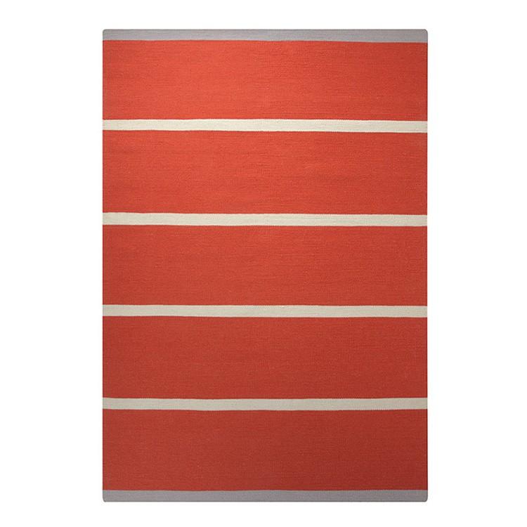 Teppich Simple Stripe – Orange – Maße: 80 x 150 cm, Esprit Home jetzt bestellen