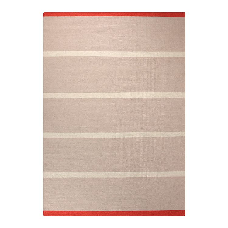 Teppich Simple Stripe – Sand – Maße: 80 x 150 cm, Esprit Home günstig kaufen