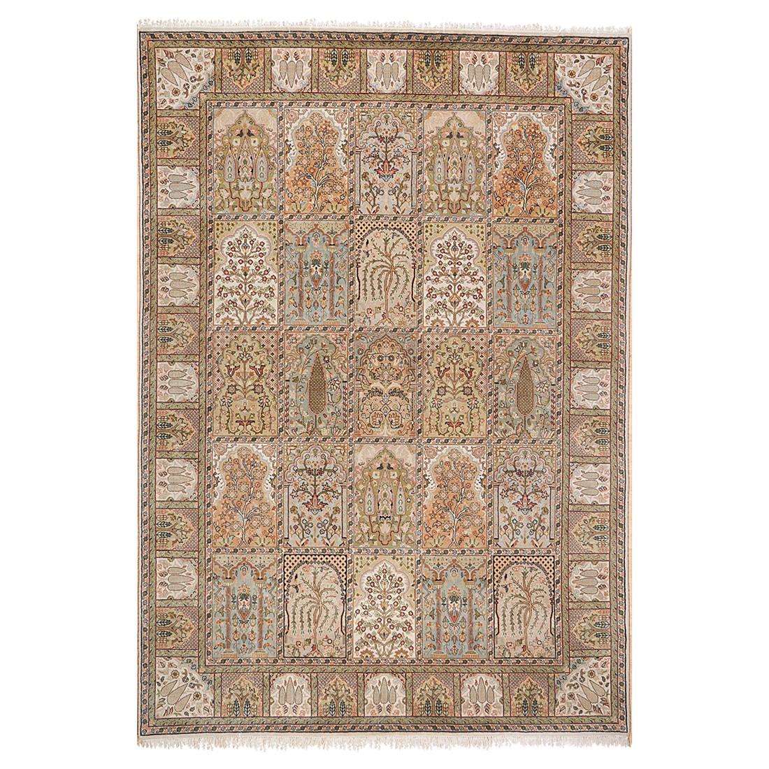 Teppich Sirsa Silk touch - Seide/Creme - 170 cm x 240 cm, Theko die markenteppiche