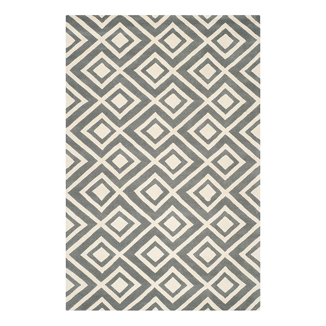 Teppich Sloane – Grau/Creme – 183 x 275 cm, Safavieh online bestellen