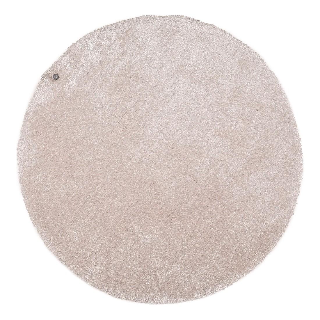Teppich Soft Round – Beige – Maße: 140 x 140 cm, Tom Tailor jetzt kaufen
