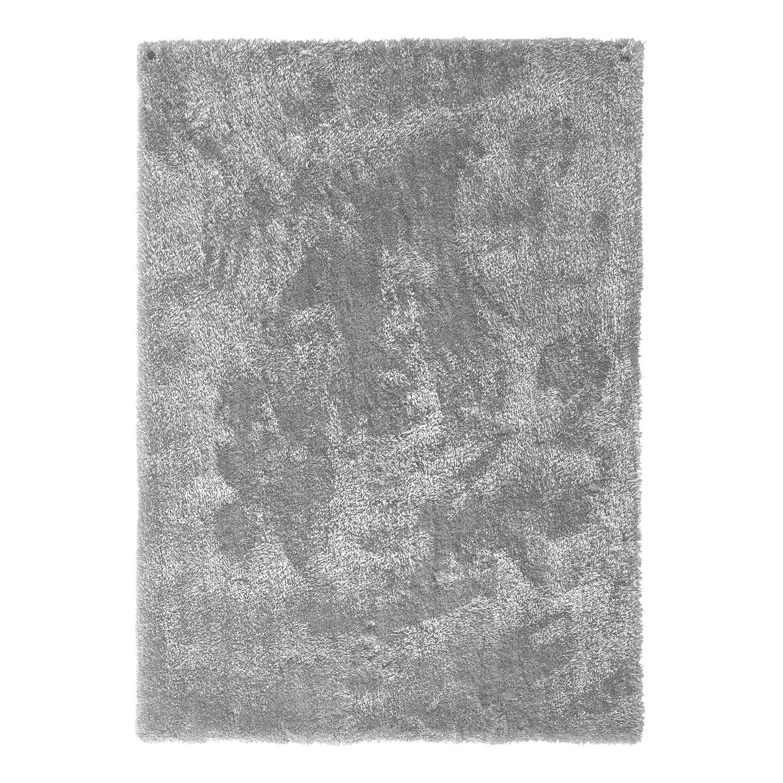 Tapijt Soft Square - grijs - afmetingen: 65x135cm, Tom Tailor