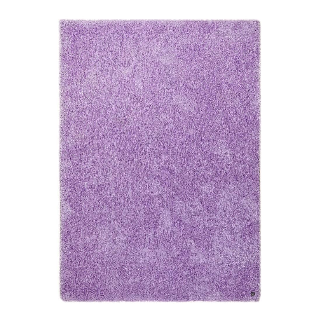 Teppich Soft Square – Hell Violett – Maße: 140 x 200 cm, Tom Tailor jetzt kaufen