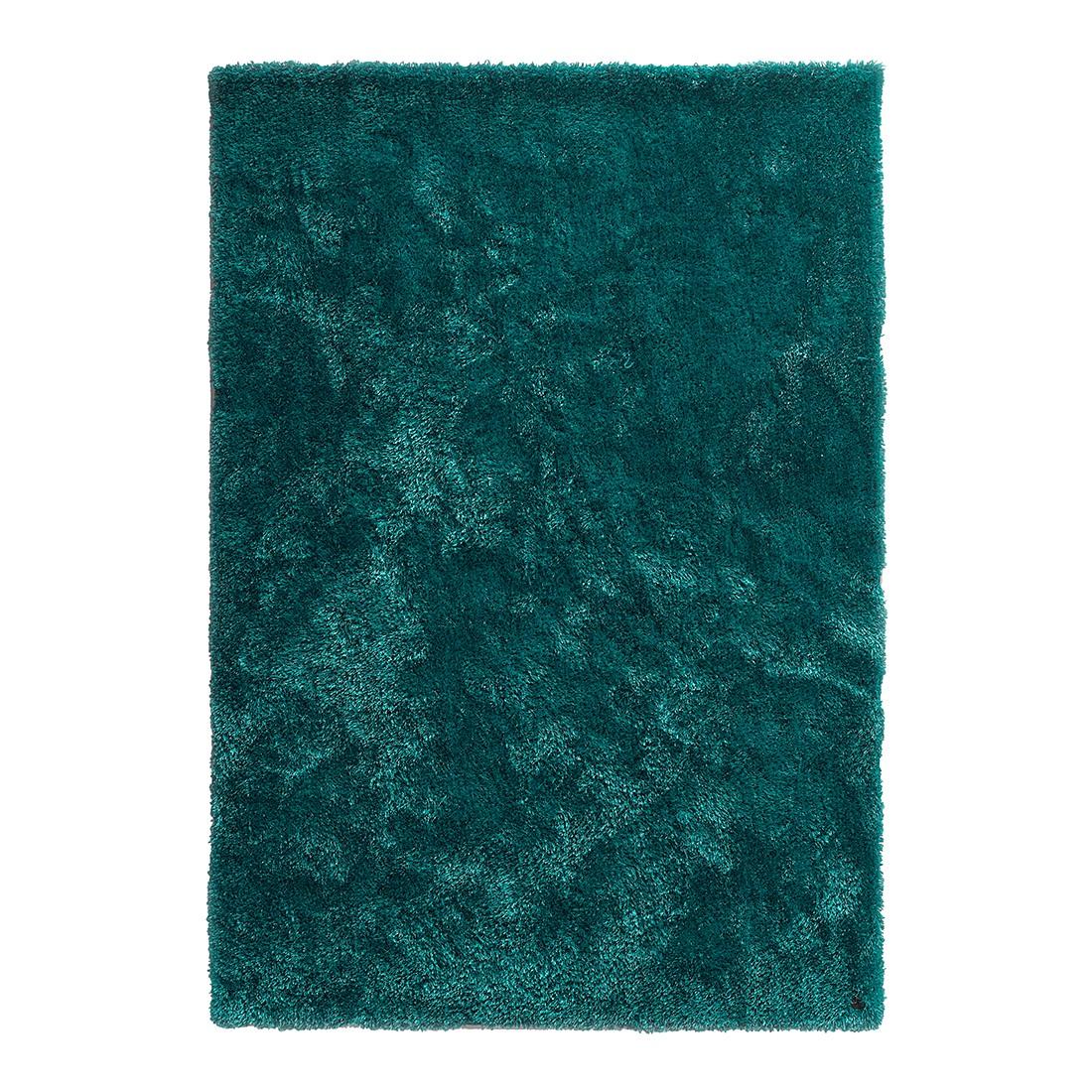 Teppich Soft Square – Türkis – Maße: 85 x 155 cm, Tom Tailor günstig bestellen