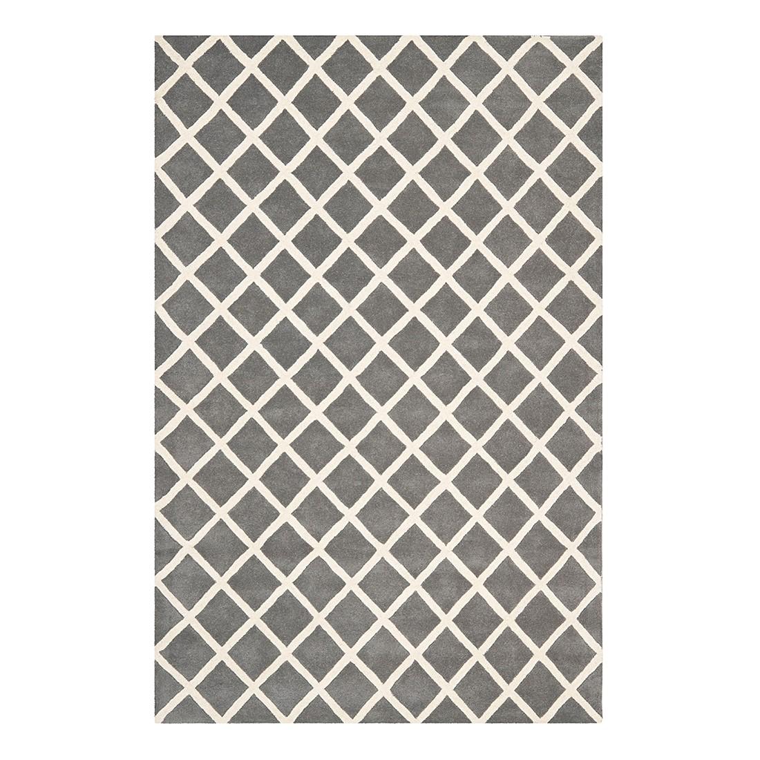 teppich soho grau creme safavieh online kaufen. Black Bedroom Furniture Sets. Home Design Ideas