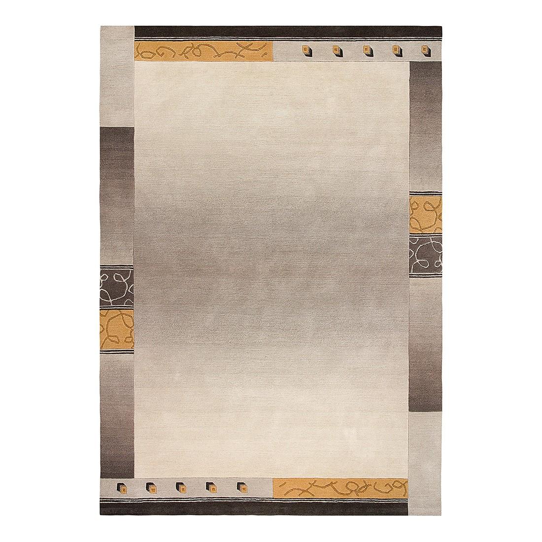 Teppich Super Q – Wolle/ Taupe – 170 cm x 240 cm, Luxor living online bestellen