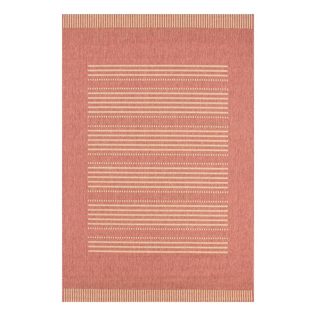 Teppich Stockholm – Rot – 200 x 290 cm, Kayoom günstig online kaufen