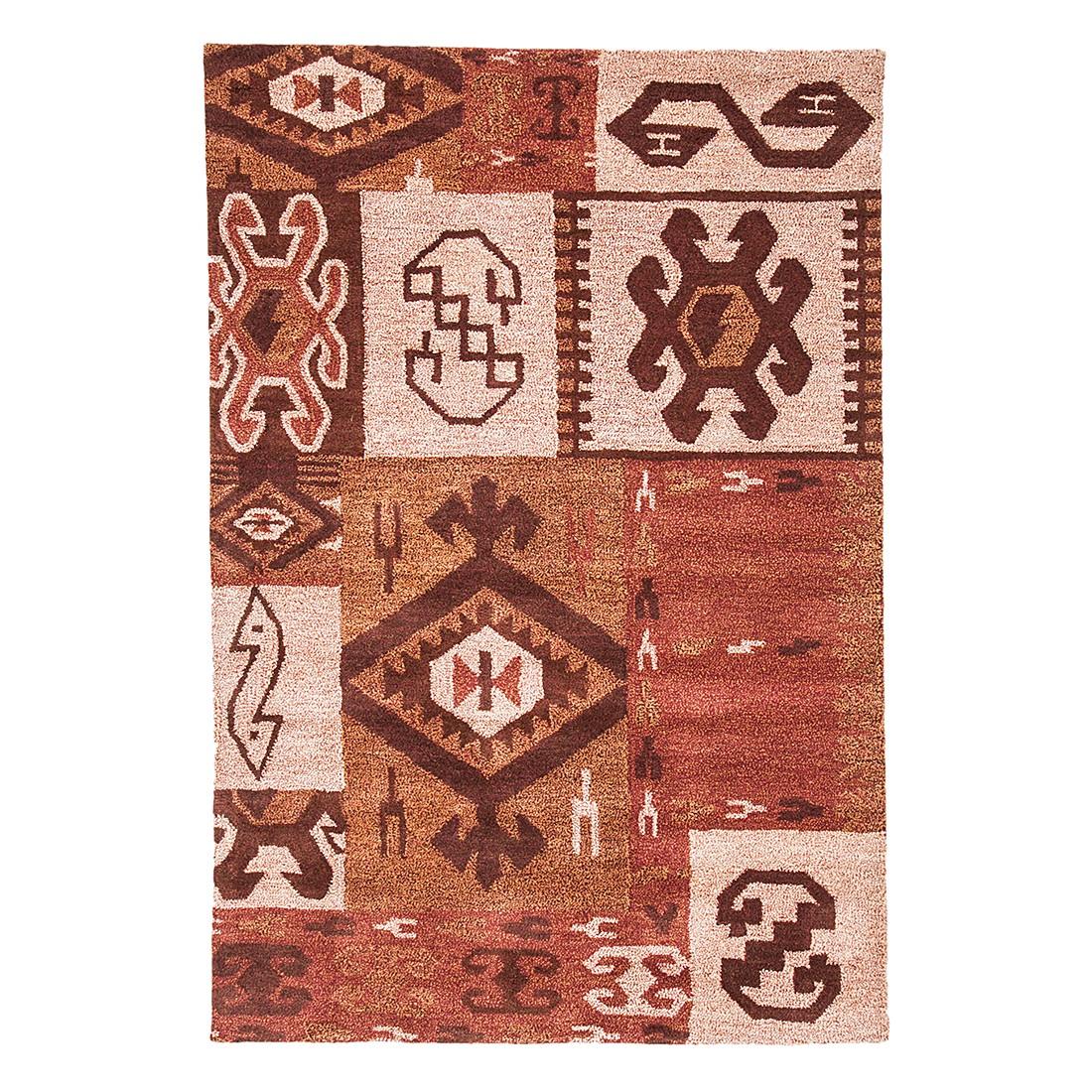 Teppich Tarent – Wolle – 120 x 180 cm, home24 günstig