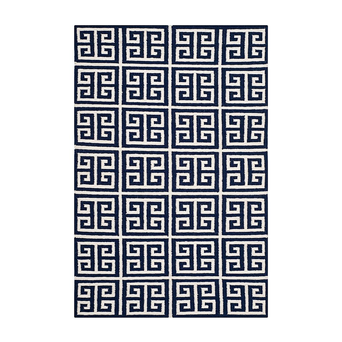 Teppich Taroundant – Blau/Creme – 122 x 183 cm, Safavieh günstig online kaufen