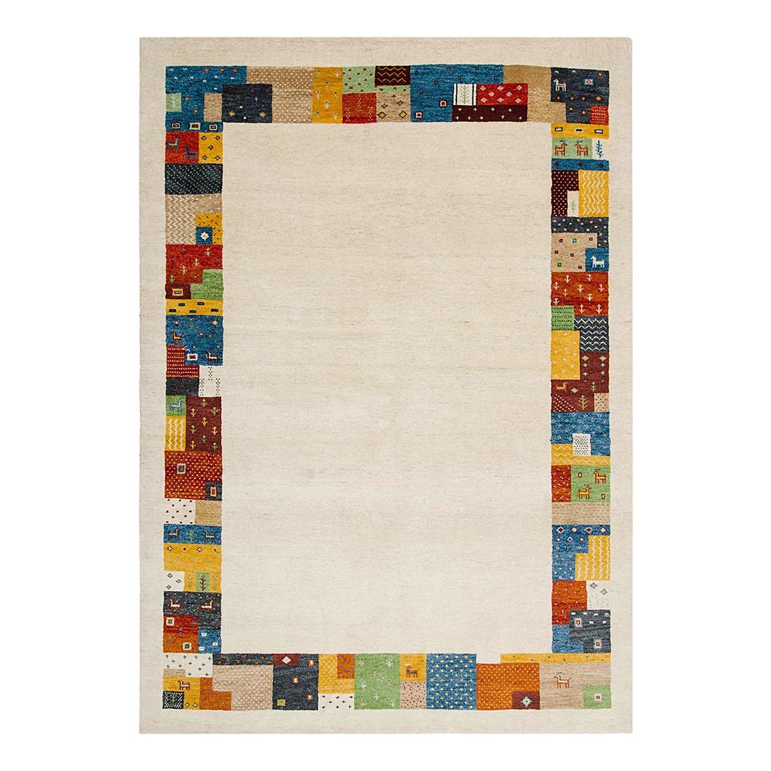 Teppich Torrent Gabbeh - Natur - Maße: 240 x 170 cm, Parwis