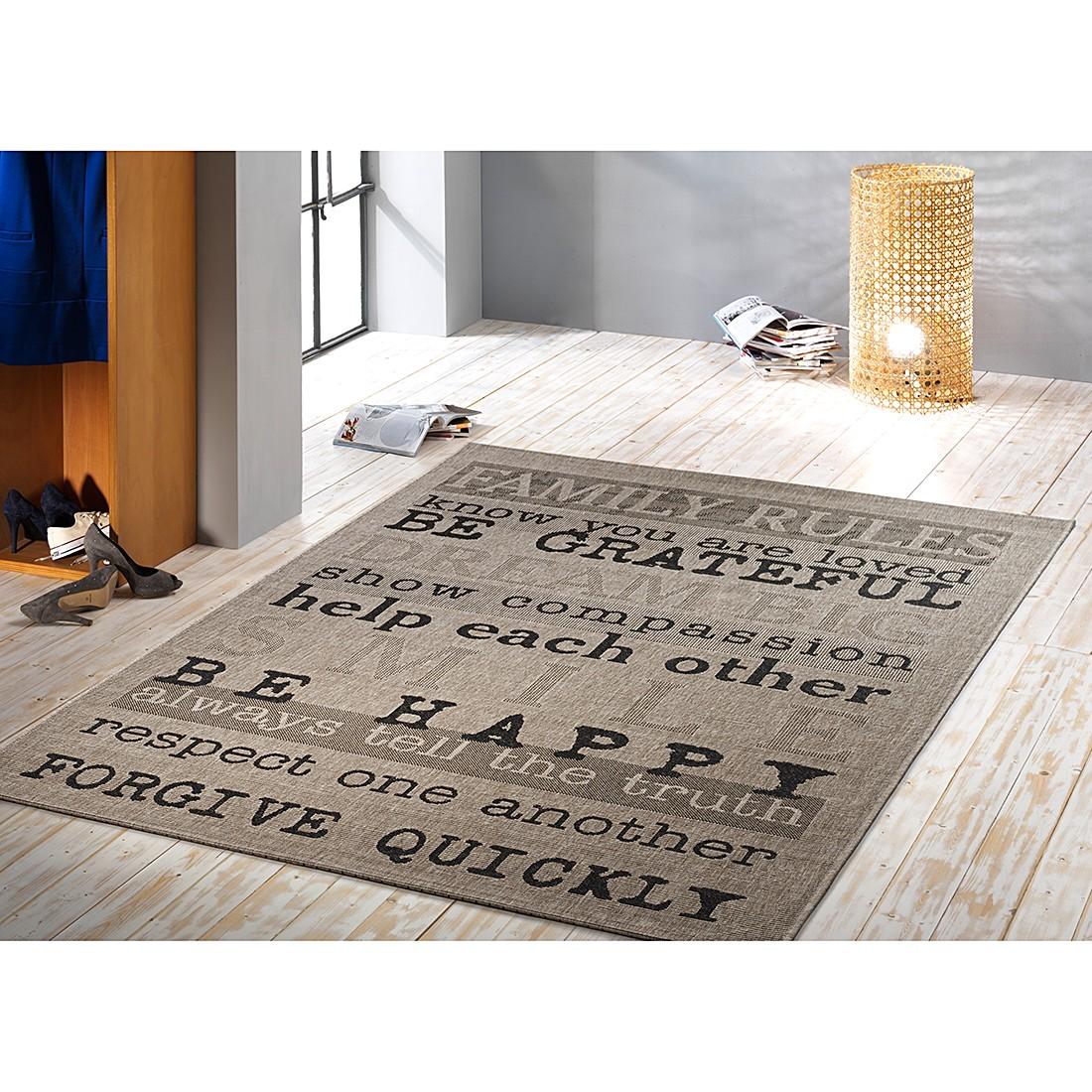 Teppich Typus – Grau, Hanse Home Collection günstig bestellen