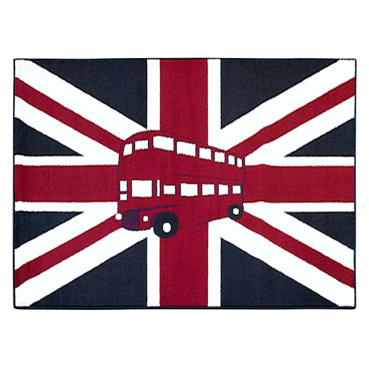 Teppich Union Jack Bus, Hanse Home Collection online kaufen