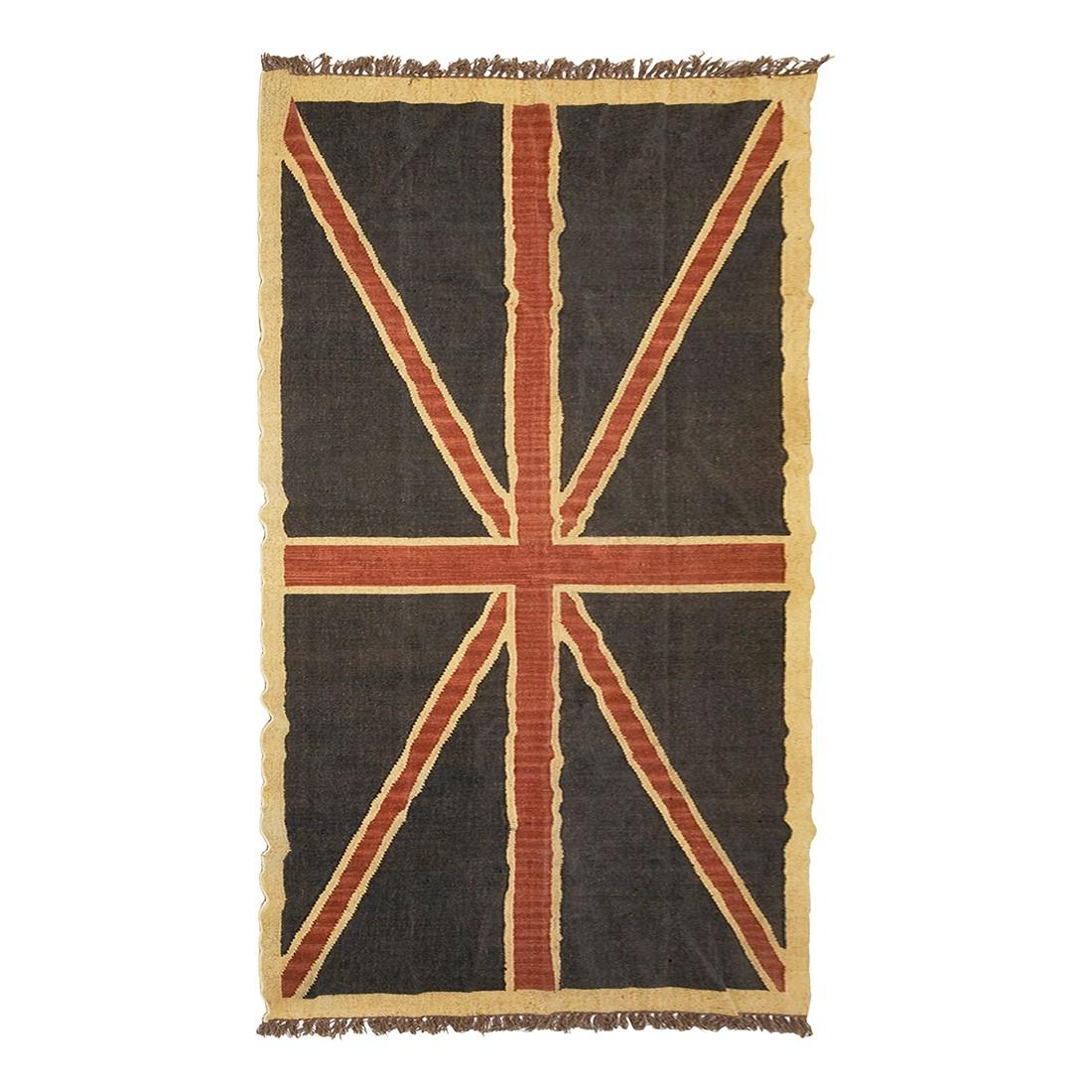 Tapijt Union Jack - Meerkleurig, Kare Design
