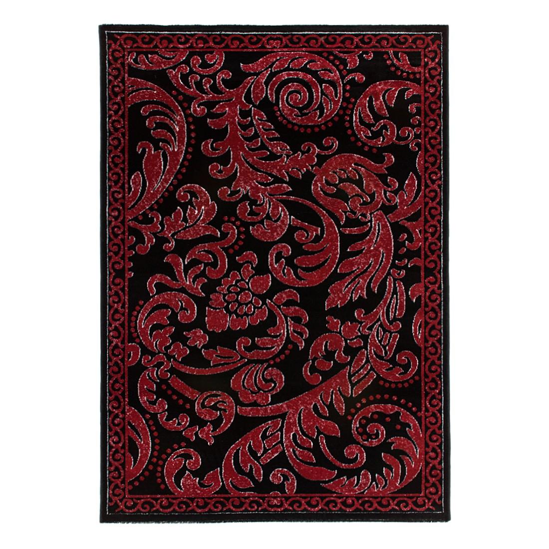Teppich Urkraine – Lemberg – Rot/Schwarz – 160 x 230 cm, Kayoom jetzt bestellen