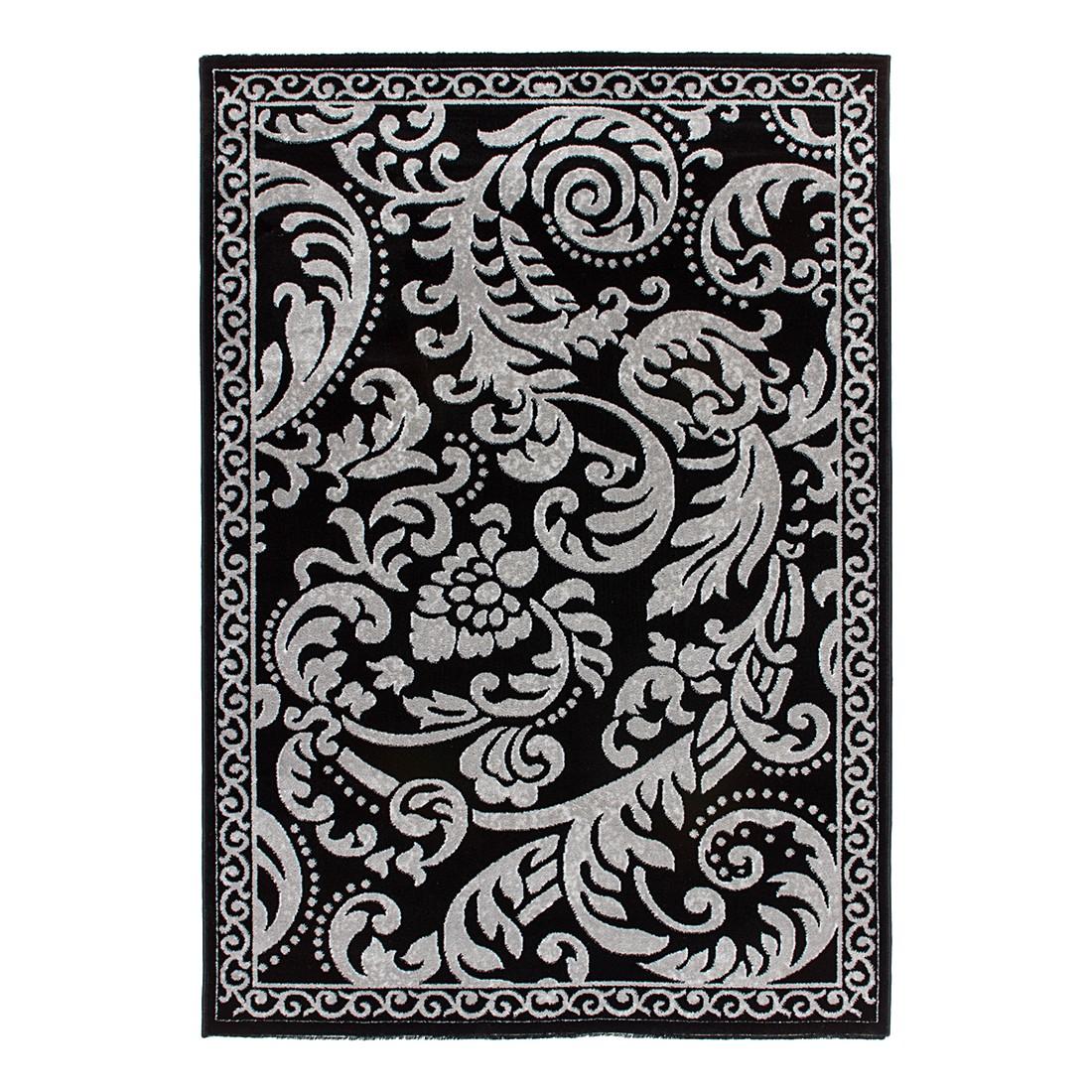 Teppich Urkraine – Lemberg – Silber/Schwarz – 200 x 290 cm, Kayoom günstig online kaufen