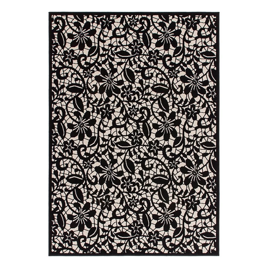 Teppich USA – Phoenix – Schwarz/Beige – 80 x 150 cm, Kayoom günstig kaufen