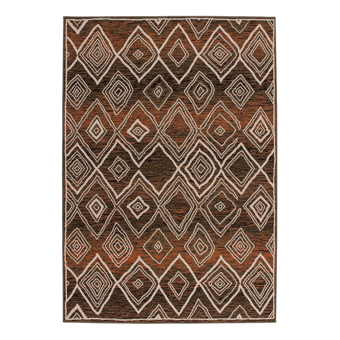 Teppich USA – San Diego – Braun – 60 x 110 cm, Kayoom online bestellen