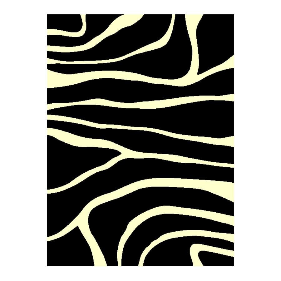 Teppich Zebra – 120 x 170 cm, Hanse Home Collection jetzt kaufen