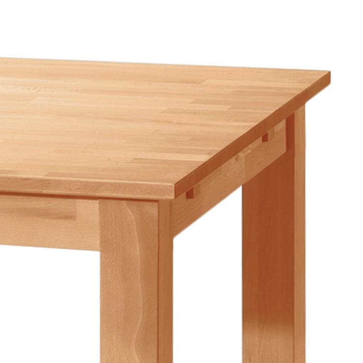 tisch edolo buche massiv ars natura m sw 00134 kauf. Black Bedroom Furniture Sets. Home Design Ideas
