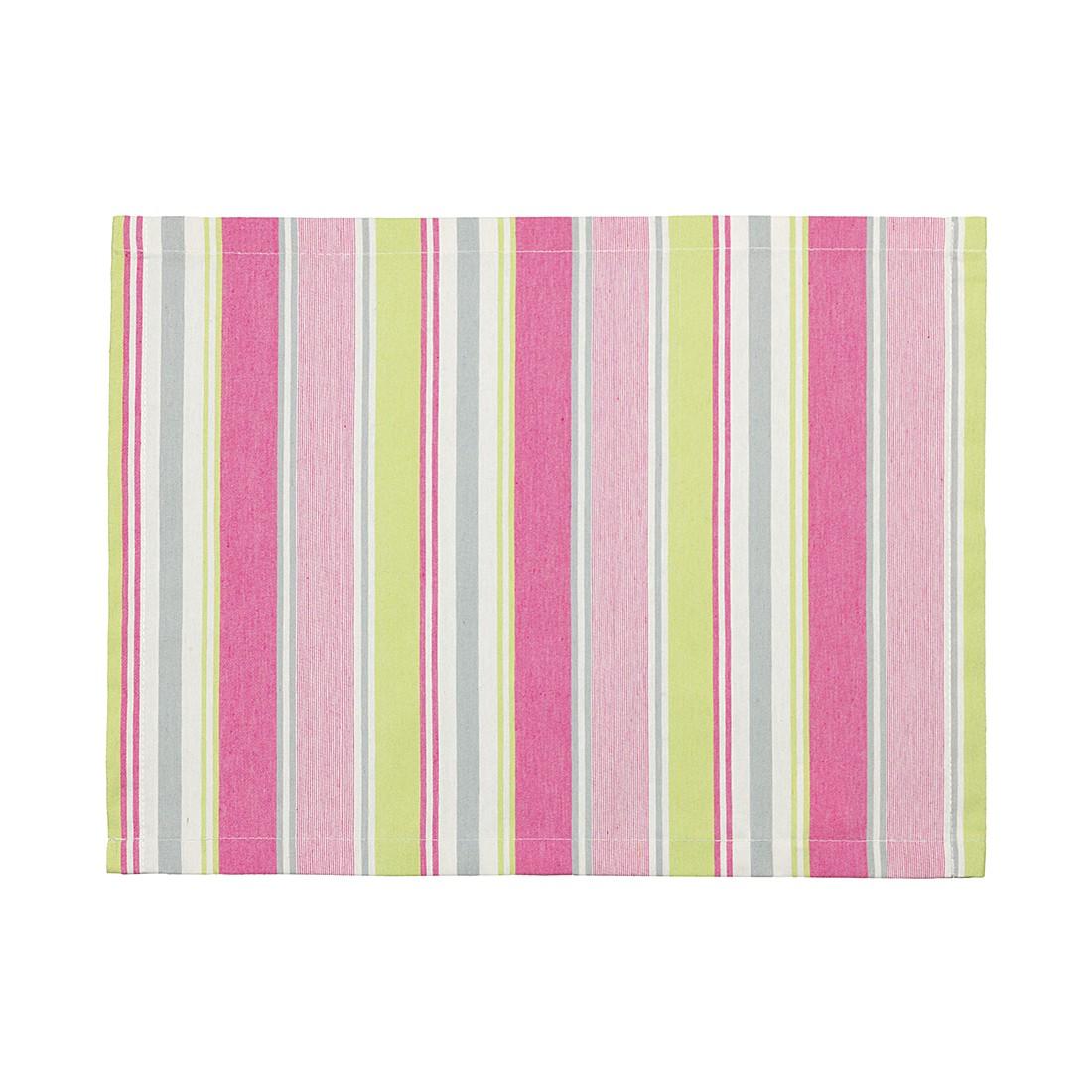 Tischdecke Coloured – Pink/Lime, Esprit Home günstig kaufen
