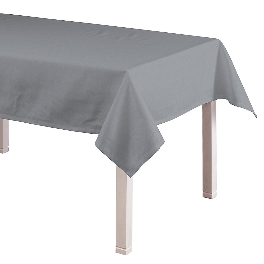 Tischdecke Atago – Grau – 130 x 280 cm, Dekoria jetzt bestellen