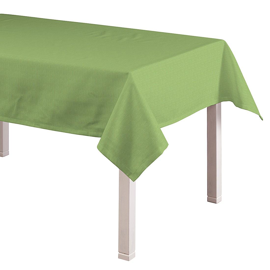 Tischdecke Atago – Hellgrün – 130 x 250 cm, Dekoria günstig bestellen