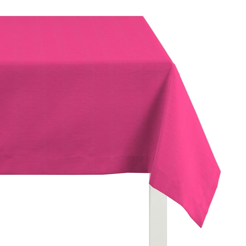 Tischdecke Kanada - Pink - Ø 170 cm, Apelt