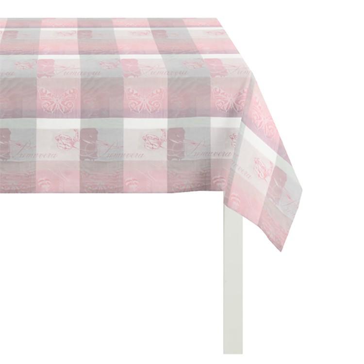Tischdecke Summer Garden I - Pink, Apelt