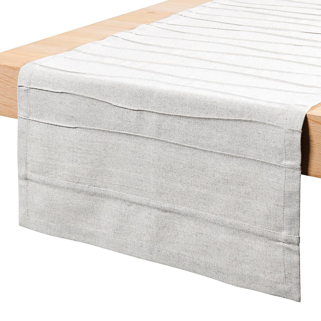 Tischläufer (150 cm x 40 cm) Malmö – Beige, 2Lif online bestellen