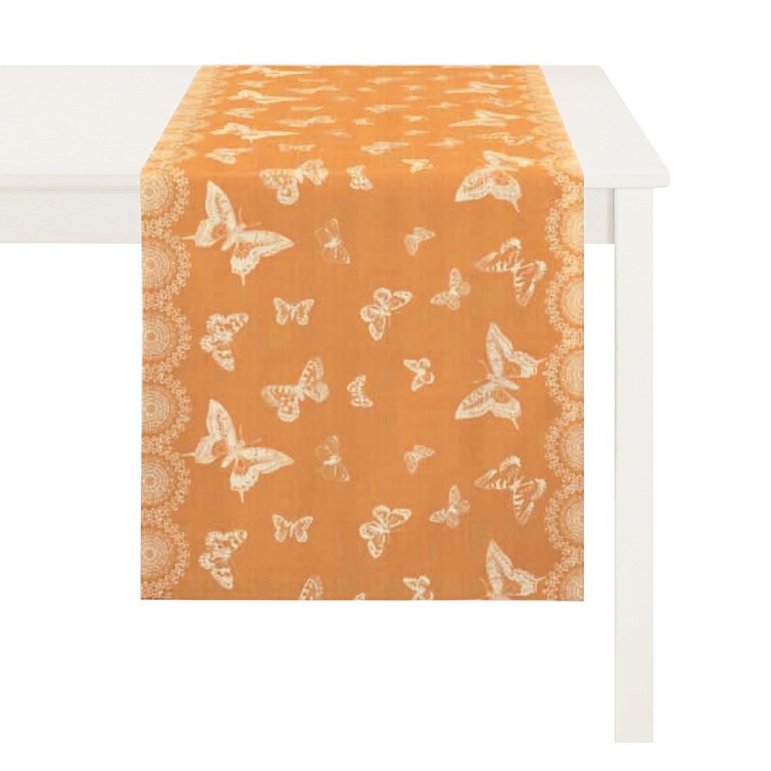 Tischläufer Butterfly – Orange, Apelt jetzt bestellen