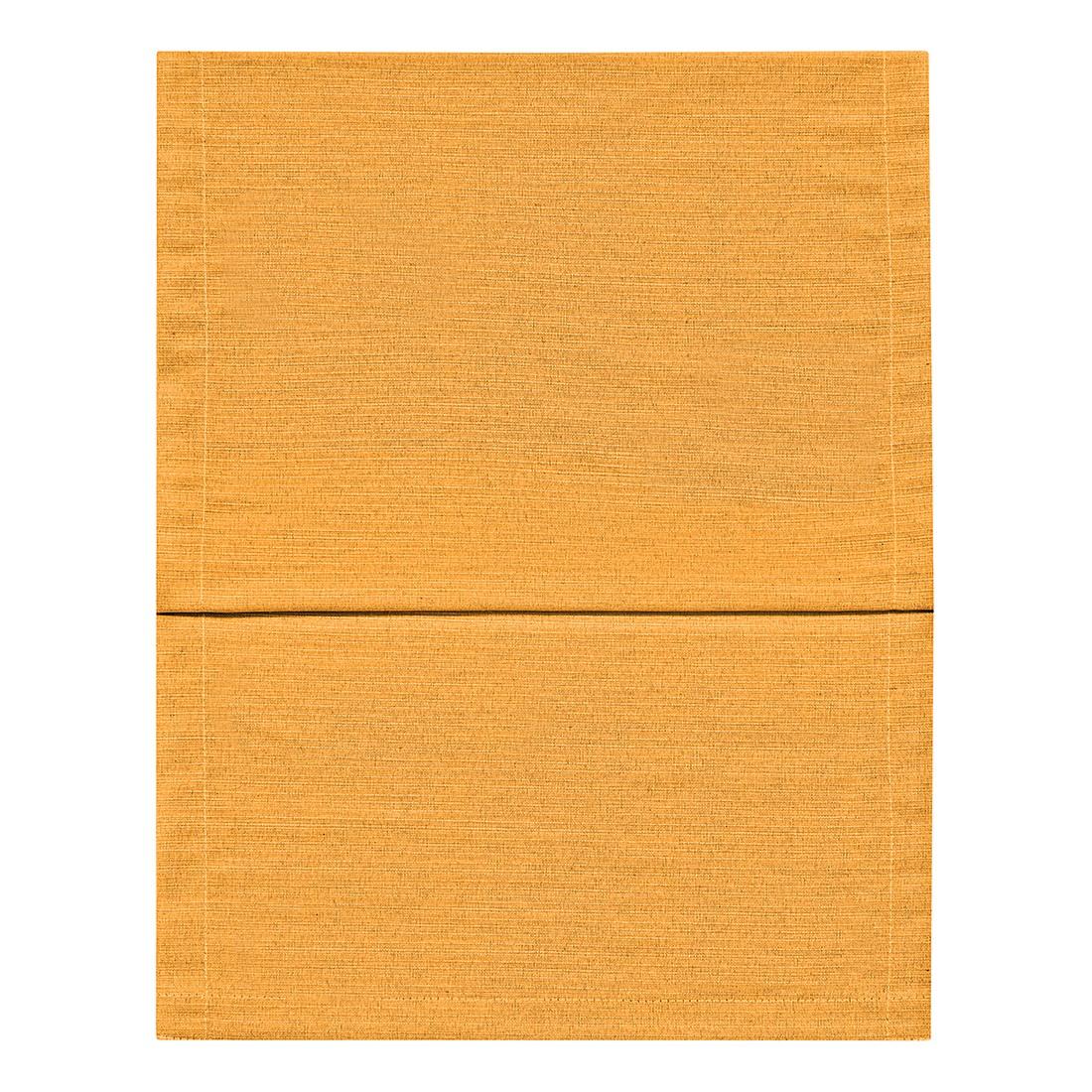 tischl ufer franca gelb magma heimtex online bestellen. Black Bedroom Furniture Sets. Home Design Ideas