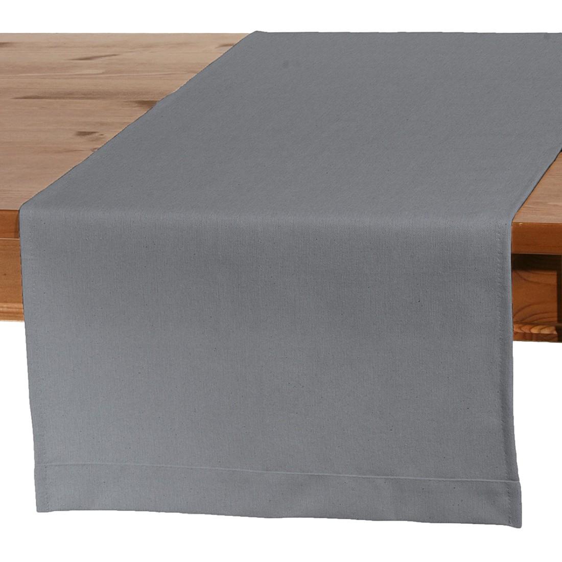 Tischläufer Atago – Grau, Dekoria bestellen