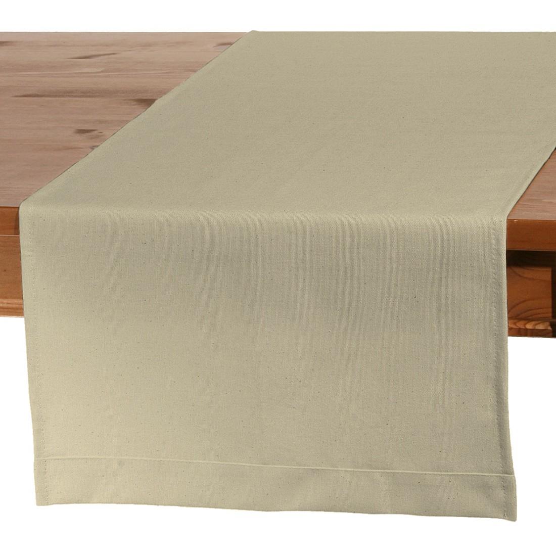 Tischläufer Loneta – Beige, Dekoria bestellen
