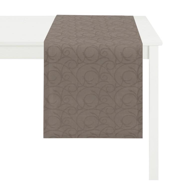 Tischläufer Ornamento – Grau, Apelt jetzt bestellen