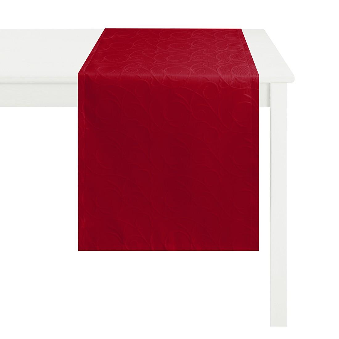 Tischläufer Ornamento – Rot, Apelt jetzt bestellen