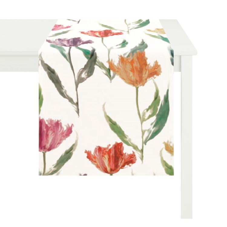 Tischläufer Tulip II – Geblümt, Apelt günstig