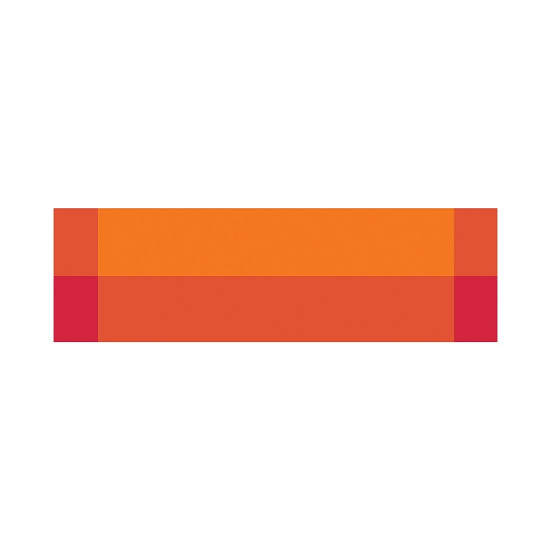 Tischläufer Zarah – orange, Contento jetzt kaufen