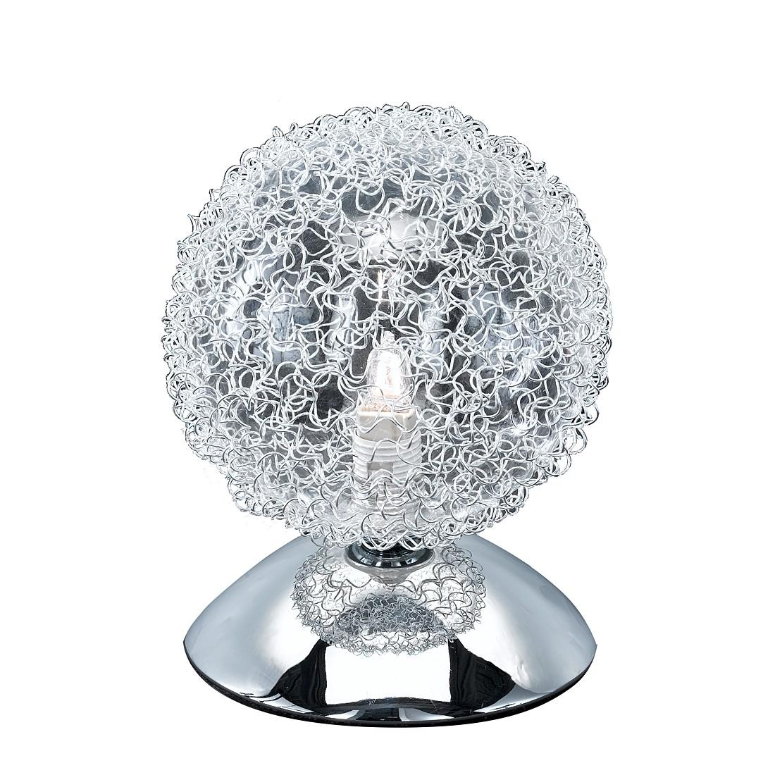 EEK D, Tischleuchte ARC – Metall/Glas – 1-flammig, Wofi bestellen