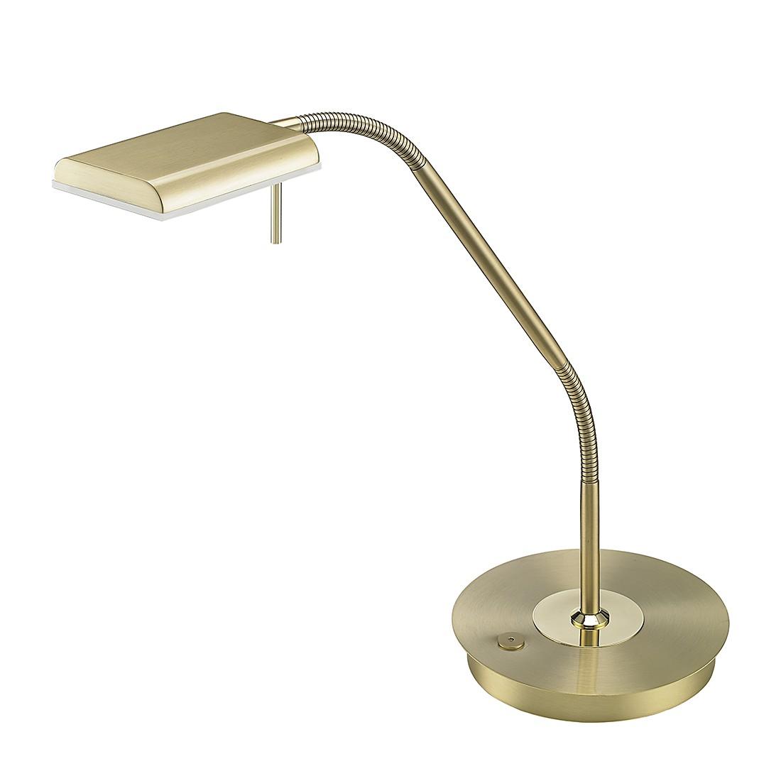 Tischleuchte Bergamo ● Metall ● 1-flammig- Sorpetaler A+