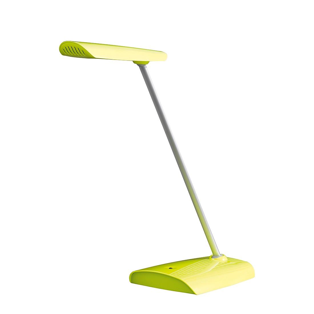 LED ● Tischleuchte Bocca by Honsel ● Metall ● Grün- Honsel A+