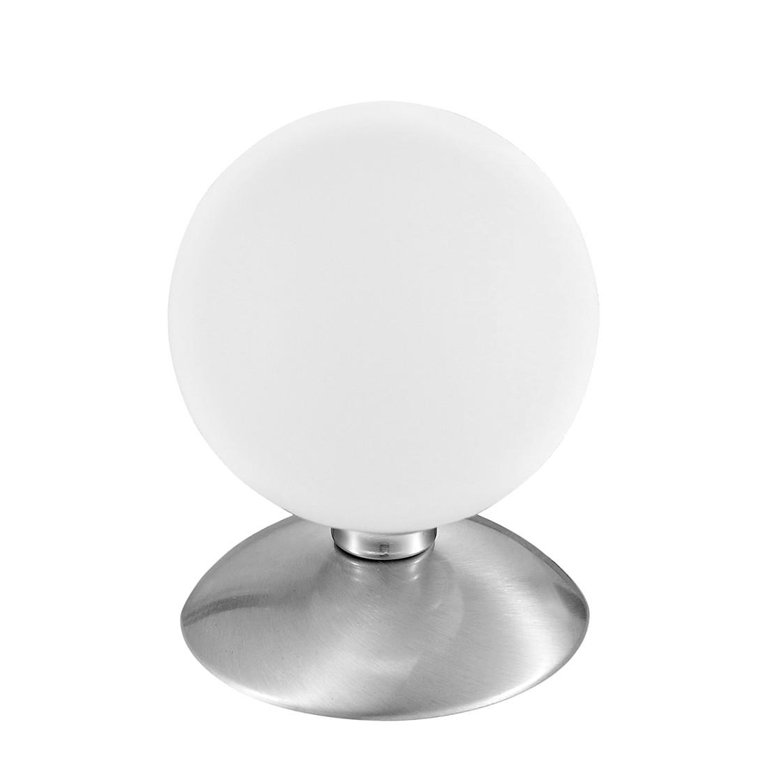 Tischleuchte Bubba Led by Leuchten Direkt ● Eisen/Stahl ● Silber ● 1-flammig- Leuchten Direkt A++