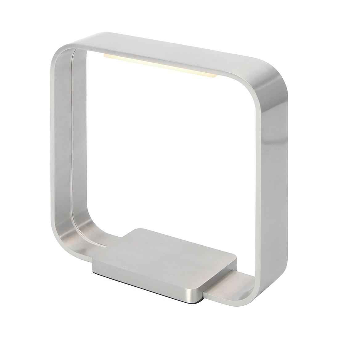 LED-Tischleuchte Cascade 9-flammig ● Nickel matt- Steinhauer A+