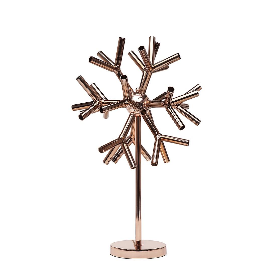 Tischleuchte Corallo ● Metall ● Braun ● 9-flammig- Kare Design C