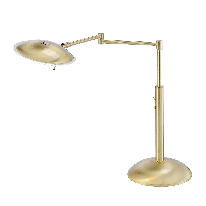 LED-Tischleuchte Eilis ● Eisen ● Gold- Paul Neuhaus A+